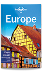 Lonely Planet Europe, 1st Edition
