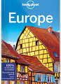 Lonely Planet Europe, 1stEdition