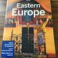 Lonely Planet Eastern Europe, last twoeditions