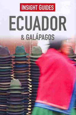 Insight Guide to Ecuador and the Galapagos