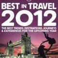 Lonely Planet Best in Travel2012