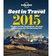 Lonely Planet Best in Travel 2015
