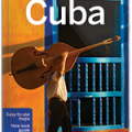Lonely Planet Cuba, last three editions