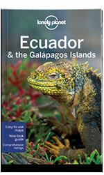 Lonely Planet Ecuador, latest edition