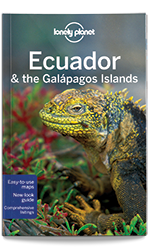 Lonely Planet Ecuador, latest edition