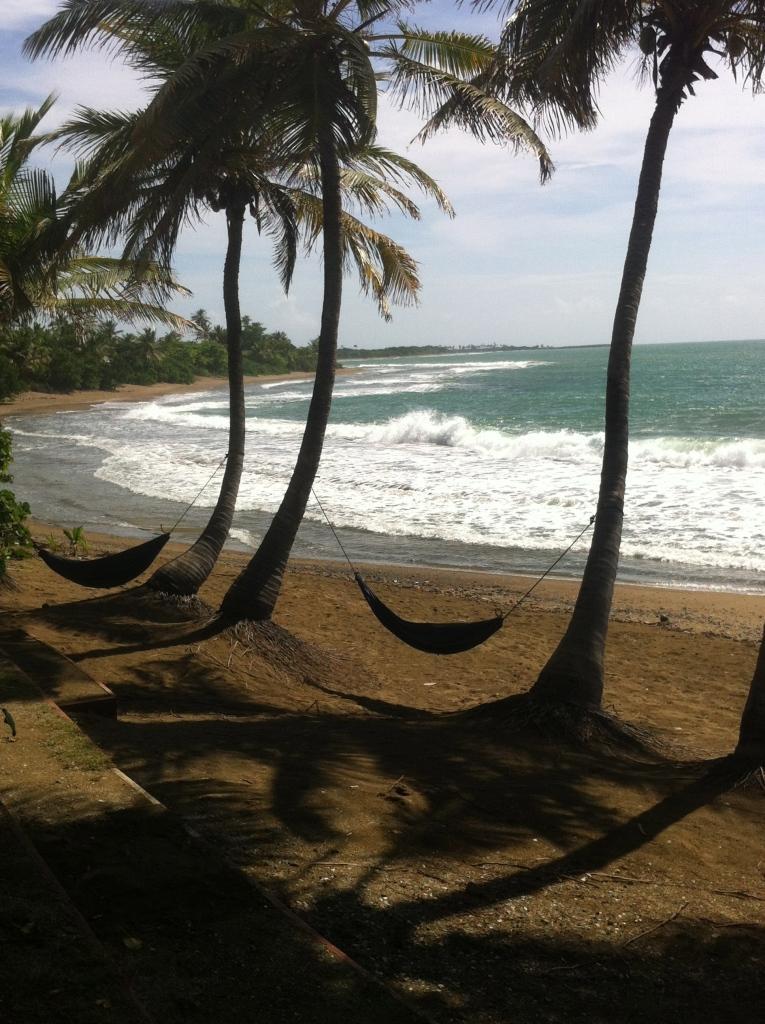 A nice beach...