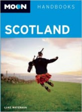 Moon Handbook to Scotland, 1st Edition