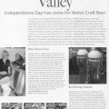 Right Up Your Valley – Taste Blas Welsh BeerFeature